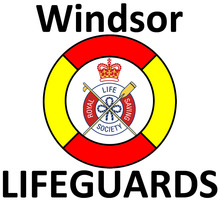 Windsor Lifeguard Club logo
